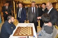 SATRANÇ FEDERASYONU - 2016 Türkiye Satranç Şampiyonası Gebze'de Başladı