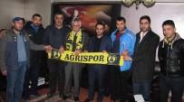 MEHMET YıLDıRıM - Ağrı Spor'dan AGC'ye Ziyaret