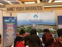 ÖRGÜN EĞİTİM - Ahmet Yesevi Üniversitesi, Trabzon Eğitim Fuarı'nda