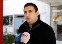 ALPER ULUSOY - Ali Şafak Öztürk Açıklaması 'Hakem Alper Ulusoy'dan Çekincemiz Var'