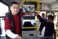 DEMIRLI - Antalya'da Toplu Ulaşım Araçlarında Afişli 'Saldırgan' Avı