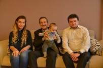AHMET ATAÇ - Başkan Ataç'ın 'Hoş Geldin Bebek' Ziyaretleri Sürüyor
