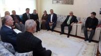 SEFAKÖY - Başkan Karadeniz'den Dünya Komşular Günü'nde Anlamlı Ziyaret