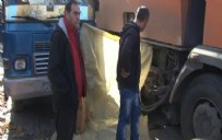 TEMİZLİK ARACI - Başkentte temizlik aracının altında kalan kişi öldü