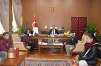 TAAHHÜT - Bilecik Çocuk Hakları İl Komitesinden Vali Elban'a Ziyaret