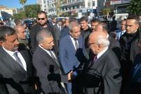 5 YILDIZLI OTEL - Birecik Belediye Başkanı Pınarbaşı Projelerini Bakan Avcı'ya Sundu