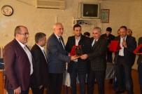 İL BAŞKANLARI - Darende'de Ak Parti Teşkilat Toplantısı Yapıldı