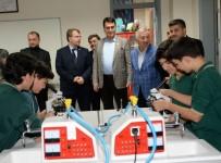MUSTAFA DÜNDAR - Dünya Öğrencileri Bursa'da Eğitim Görüyor