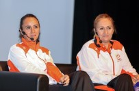 ECZACıBAŞı - Dünya Şampiyonları Küçükçekmece'de