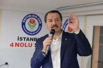 28 ŞUBAT - Eğitim-Bir-Sen İstanbul 4 No'lu Ve 2 No'lu Şubelerin Hizmet Binası Açıldı
