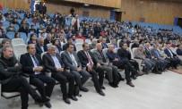 GENÇLİK VE SPOR İL MÜDÜRÜ - Elazığ'da 10. Uluslararası Beden Eğitimi Spor Ve Fiziksel Terapi Kongresi Düzenlendi