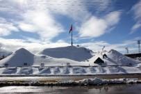 SIBIRYA - Erzurum buz tuttu