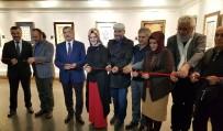 Firdevs Çalkanoğlu'nun 'Nefes' Sergisi Açıldı