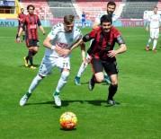 HASAN ÖZER - Gaziantepspor İle Konyaspor 27. Randevuya Çıkıyor