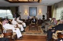 KATAR - Gökçek'e Katar Heyetinden Ziyaret