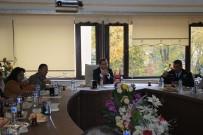 MURAT ZADELEROĞLU - Gölbaşı'nda İdare Şube Başkanları Toplantısı Yapıldı