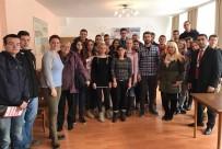 YENİ YÜZYIL ÜNİVERSİTESİ - İstanbul Yeni Yüzyıl Üniversitesi, Bosna Hersek'te Üniversite Adayı Öğrencilerle Buluştu