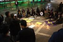 İZİNSİZ GÖSTERİ - İzinsiz Cinsel İstismar Protestosuna 12 Gözaltı