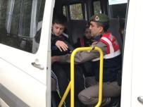 EMNIYET KEMERI - Jandarma Emniyet Kemeri Denetimi Yaptı