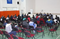MUSTAFA KARADENİZ - Karaman'da Okul Sporları Bilgilendirme Toplantısı Yapıldı