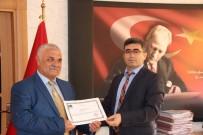 MEHMET NURİ ÇETİN - Kaymakam Çetin'den İHA Muhabirine Takdir Belgesi