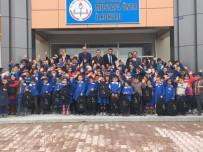 PROMOSYON - Kayseri AB Bilgi Merkezi Halkla Diyalog Etkinliği Kapsamında Mustafa Öner İlkokulunu Ziyaret Etti