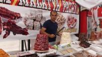 Kızıltepe'de 'Yöresel Ürünler' Fuarı Açıldı