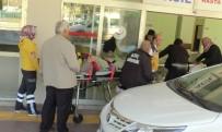 KARAKÖPRÜ - Köpeğin Saldırdığı Engelli Vatandaş Motosikletiyle Kaza Yaptı