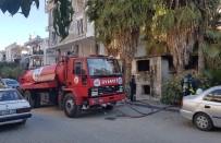 HARABE - Manavgat'taki Harabe Evde İkinci Yangın