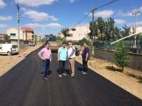 YENIÇIFTLIK - Marmaraereğlisi'nde Asfaltlama Çalışmaları