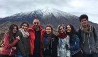 ASTRONOMI - Mustafa Gürbüz Necat Bayel Anadolu Lisesi Öğrencileri Ispanya'da