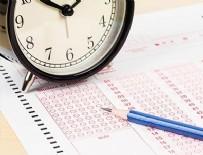 ÖSYM - Sınava girecekler dikkat! KPSS sınavının saati değişti