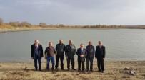 ZEKERIYA SARıKOCA - Su Ürünleri Yetiştiricilik Tesisinde İncelemeler