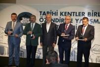 KAYSERİ LİSESİ - Tarihi Kentler Birliği'nden Büyükşehir'e Ödül