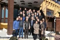 MEHMET AKTAŞ - Vali Aktaş Basınla Bir Araya Geldi