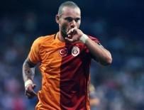 WESLEY SNEIJDER - Wesley Sneijder'den derbi açıklaması