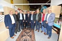 SELAHATTIN GÜRKAN - Yapex Fuarında Açılan Battalgazi Belediye Standı Yoğun İlgi Görüyor