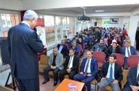 UĞUR POLAT - Yeşilyurt Belediye Başkanı Polat Gençlerle Bir Araya Geldi