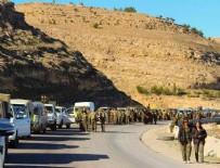 YPG - YPG çekiliyor