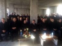 AHMET YILDIRIM - Ziraat Odası Ek Hizmet Binası'nın Açılışı Yapıldı