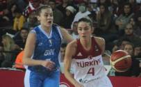 BIRSEL VARDARLı - 2017 Avrupa Şampiyonası Eleme Grubu Maçı Galibi Türkiye