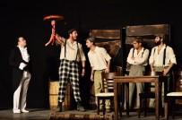 YENİMAHALLE BELEDİYESİ - 21'İnci Uluslararası Ankara Tiyatro Festivali, 'Broadway Şarkıları Konseri' İle Başladı