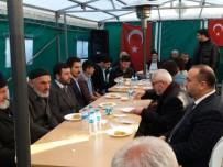 TAZİYE ZİYARETİ - Akçakoca Anadolu İmam-Hatip Öğrencilerinden Vefa Örneği