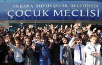 ÇOCUK MECLİSİ - Ankara Büyükşehir Belediyesi Çocuk Meclisi'nde Seçim Heyecanı Yaşandı