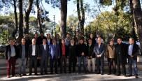 YAYIN YASAĞI - Antalya İl Emniyet Müdürü Uzunkaya Kentin Asayiş İstatistiklerini Paylaştı