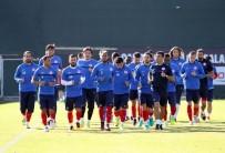 ALPER ULUSOY - Antalyaspor'da Trabzonspor Maçı Hazırlıkları Sürüyor