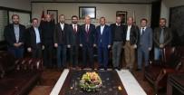 OSMAN ZOLAN - ASKON'dan Başkan Osman Zolan'a Ziyaret