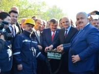 TEMEL ATMA TÖRENİ - Bakan Özlü, Filyos Belediyesi'nin Hizmet Binası Temel Atma Törenine Katıldı