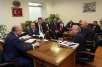 Başkan Sözlü, MHP'li Belediye Başkanları Toplantısına Katıldı