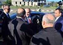 FARUK ÇATUROĞLU - Bilim, Sanayi Ve Ticaret Bakanı Özlü Zonguldak'ta